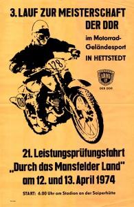 Durch das Mansfelder Land 1974
